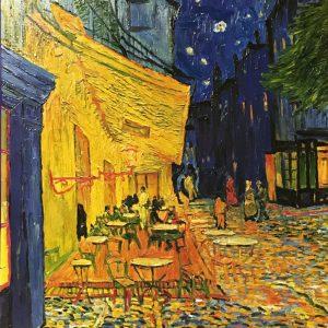The Caffe by Van Gogh