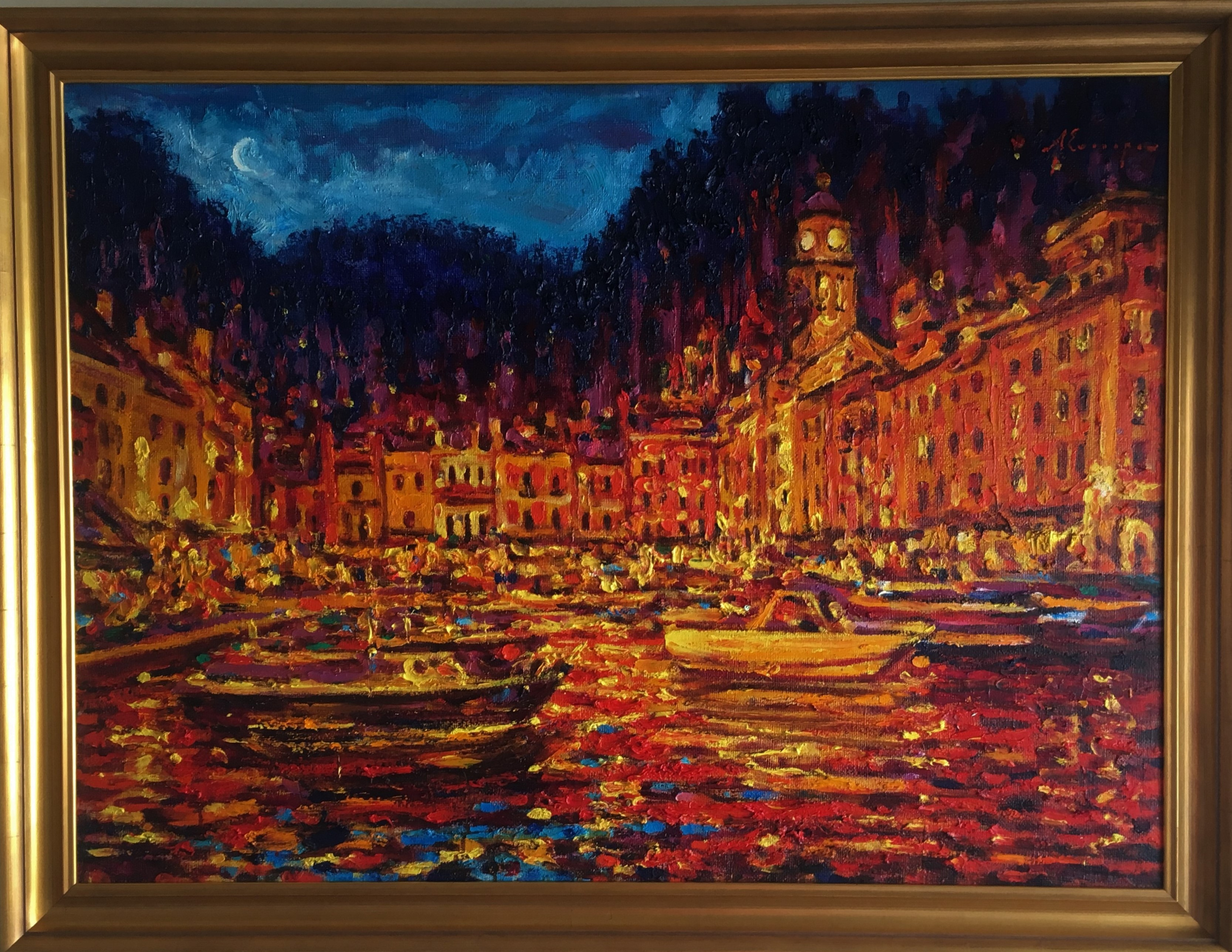 WBD1001 – Portofino Moonlight