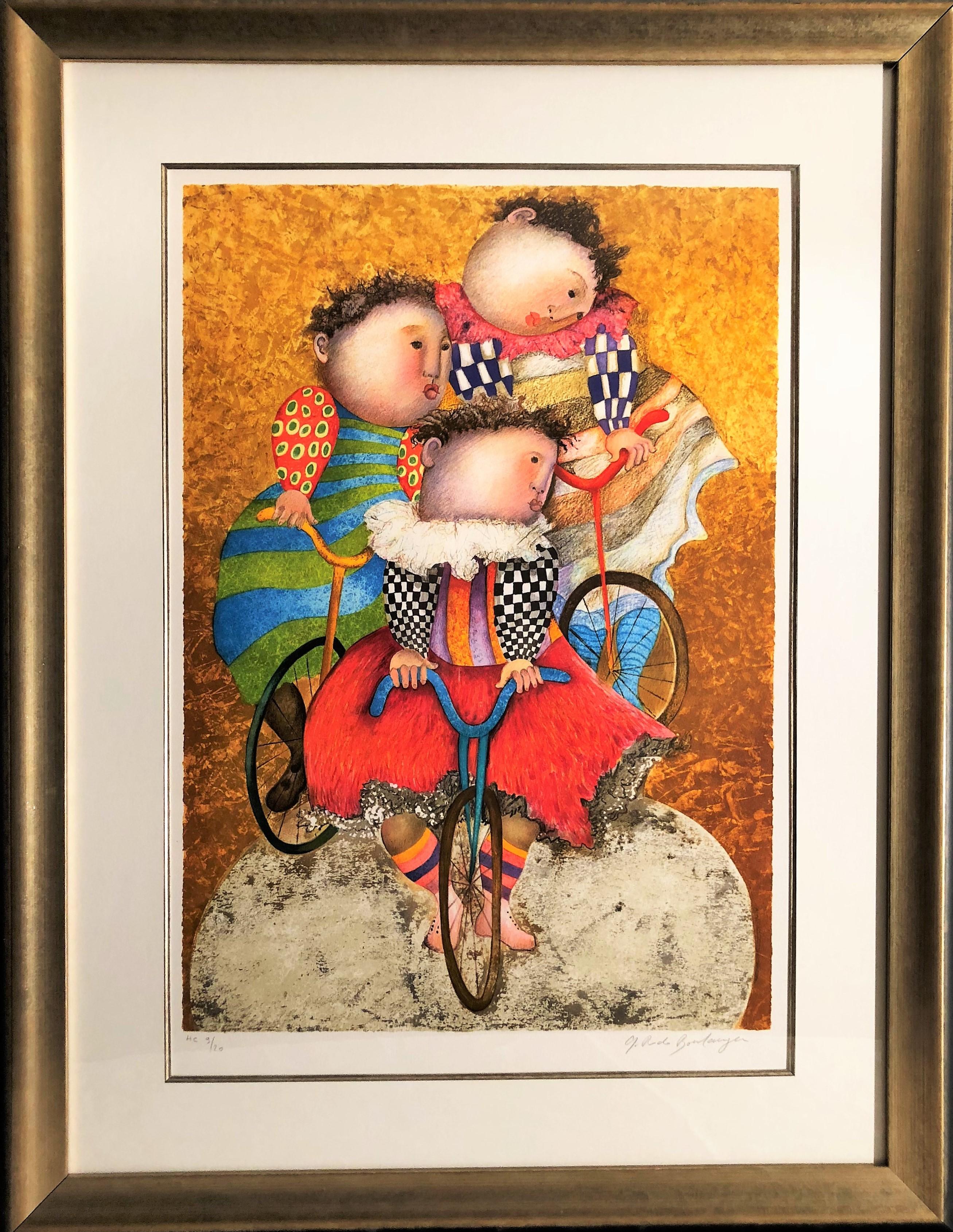 WBD1009 – Au tour de Monde by Garciela Boulanger