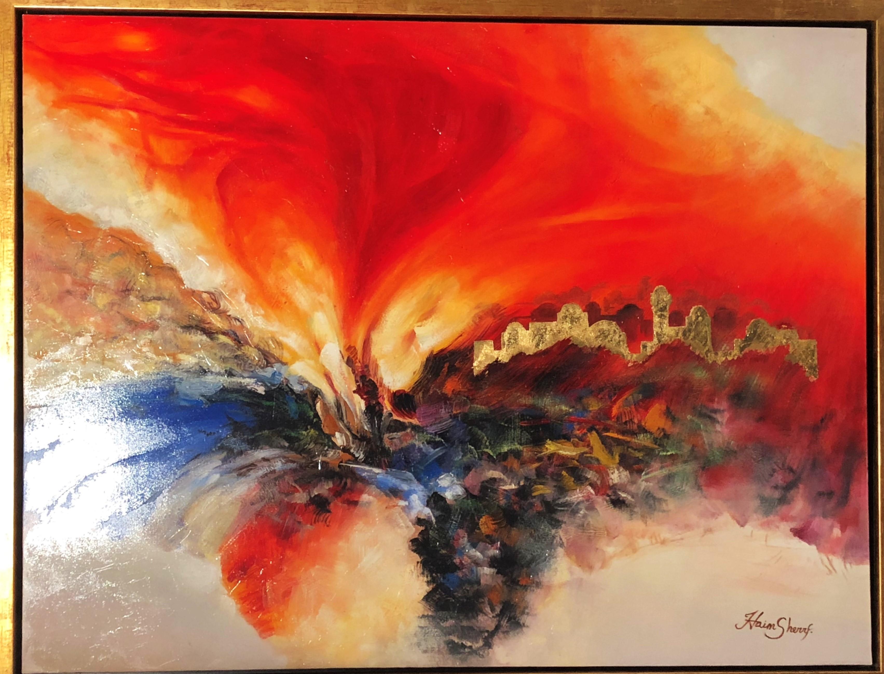 WBD1011 – Burning Bush By Haim Sherrf