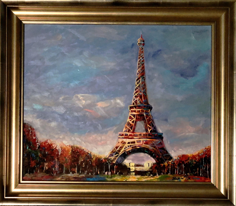 WBD1018 – Eiffel Tower XXX by Redina Tili