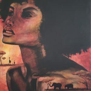 Dream by Jimmy Mills 24x30