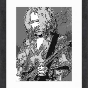 Guitar Savior by Louise Mastromarino 26 x 31