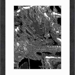 Raw Rock by Louise Mastromarino 26 x 31