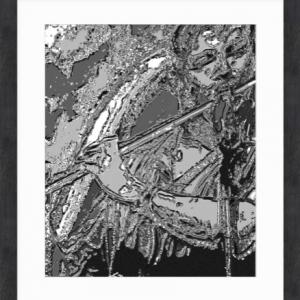 Flutist by Louise Mastromarino 32 x 36