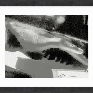 Wild Keys by Louise Mastromarino 38 x 30