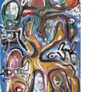 """Altered States by Andrea Sampaolo 116""""x73"""""""