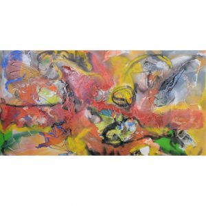 "MonaLisa by Andrea Sampaolo 90""x48"""