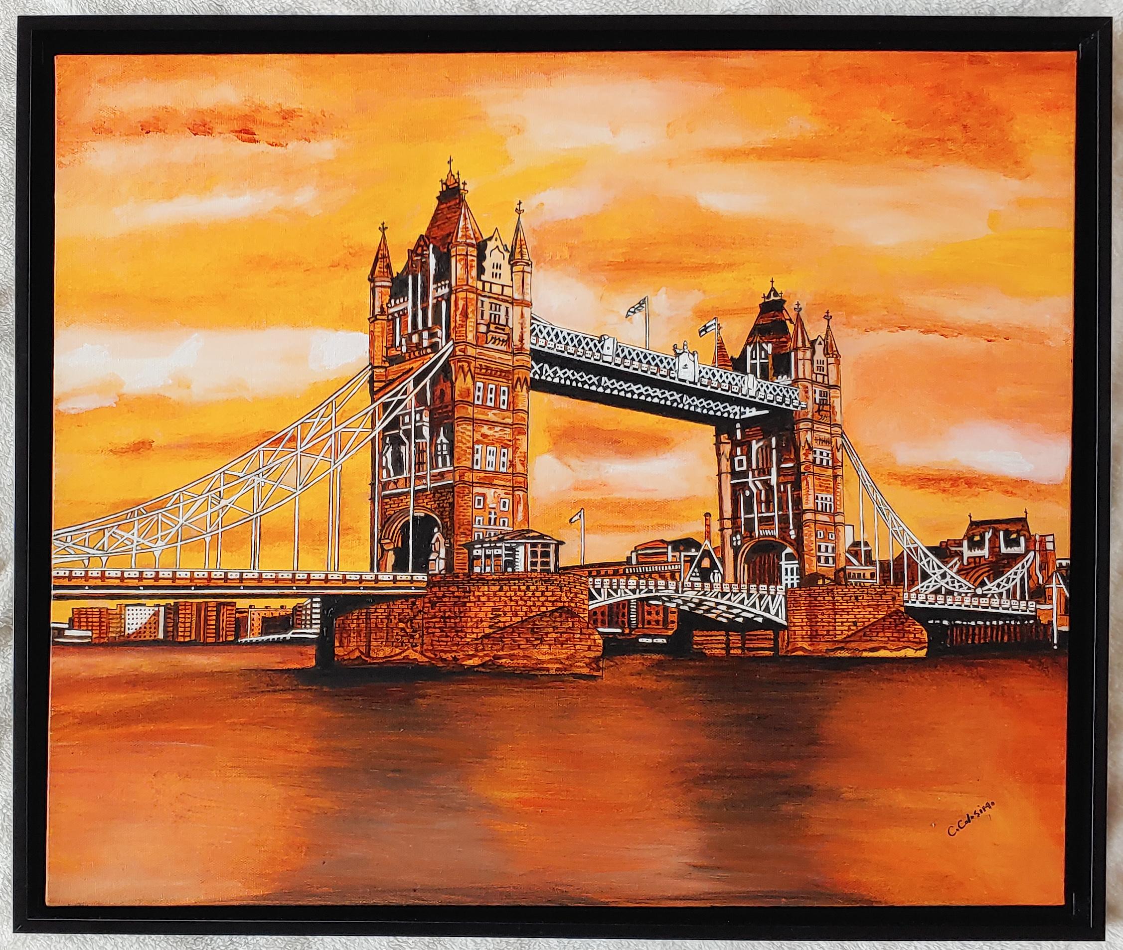 Tower Bridge Iconic Landmark